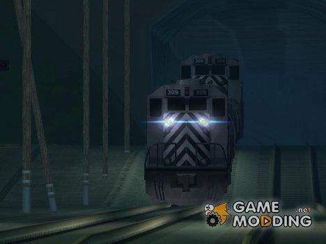 Увеличение трафика поездов for GTA San Andreas