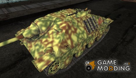 Hetzer 16 для World of Tanks