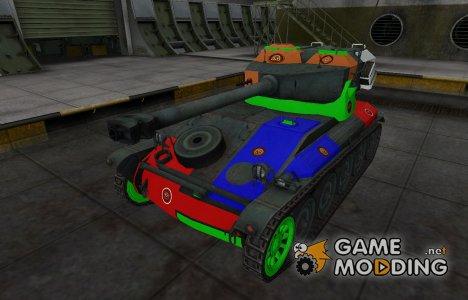 Качественный скин для AMX 12t для World of Tanks