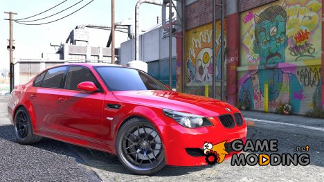 BMW M5 E60 1.0a for GTA 5