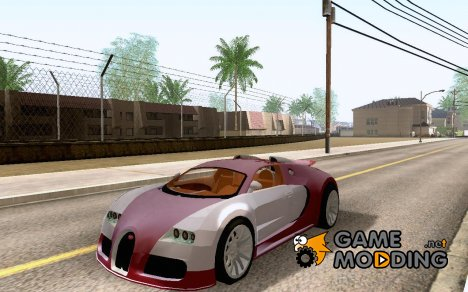 Bugatti Veyron 16.4 Concept for GTA San Andreas