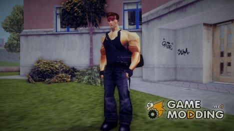 Rambo for GTA 3