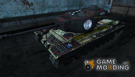 Шкурка для T29 (Варзаммер) для World of Tanks