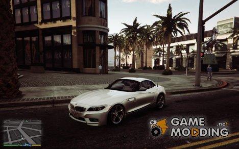 BMW Z4 2013 для GTA 5