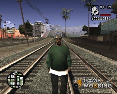 Winter grove v1 для GTA San Andreas