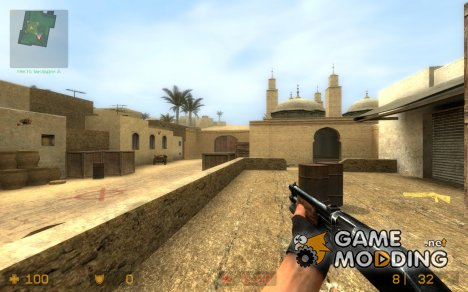 Chrome M3 для Counter-Strike Source