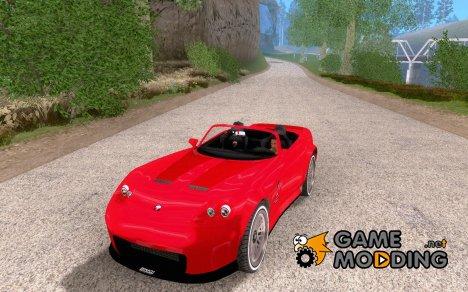 Banshee из GTA 4 для GTA San Andreas