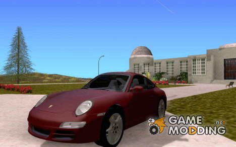 Porsche 911 (997) Carrera S for GTA San Andreas