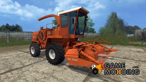 Дон 680 для Farming Simulator 2015