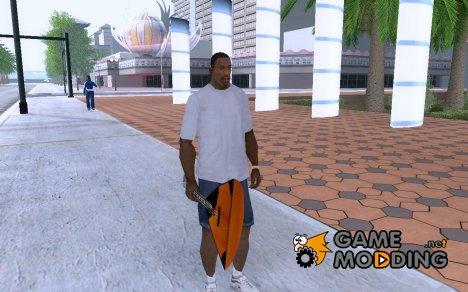 "Мод ""Балалайка"" для GTA San Andreas"