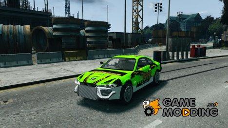 Nissan Silvia для GTA 4