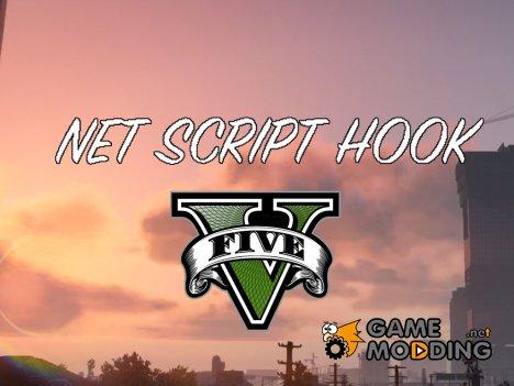ScriptHookV .NET 0.1.0 for GTA 5