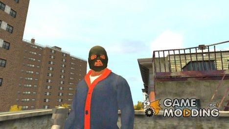 Франклин v.2 для GTA 4