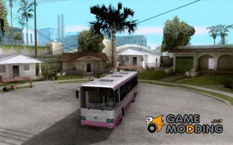 ЛИАЗ 5256.25 Рестайлинг для GTA San Andreas