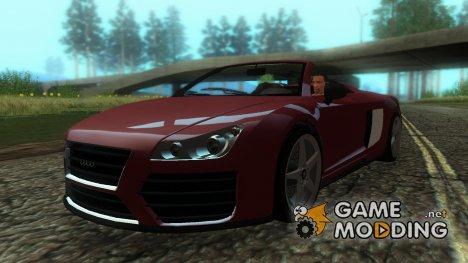 GTA V Obey 9F Cabrio для GTA San Andreas