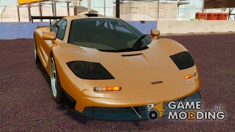 McLaren F1 для GTA 4