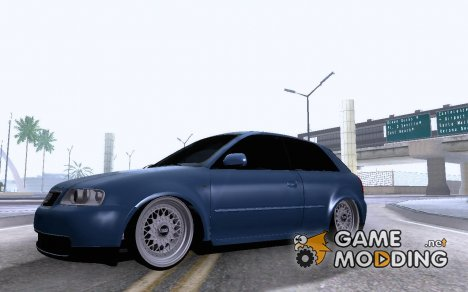 Audi A3 for GTA San Andreas