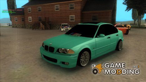 BMW 320i E46 for GTA San Andreas