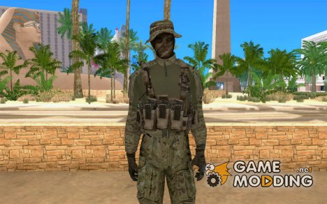 Navy Seals for GTA San Andreas