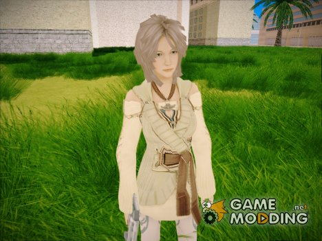 Nora (Final Fantasy XIII) for GTA San Andreas