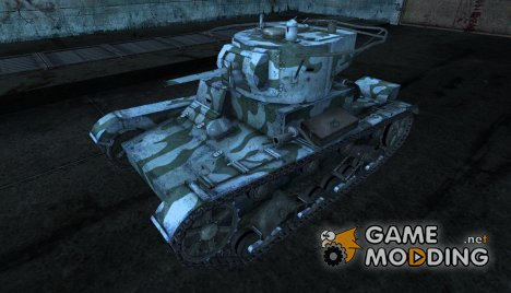 Т-26 от sargent67 для World of Tanks