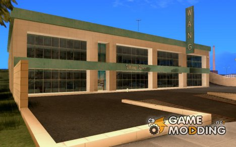 Новый авто-салон Wang Cars for GTA San Andreas