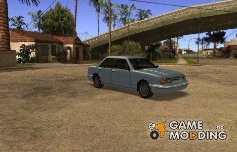 Четырёх дверная Манана для GTA San Andreas