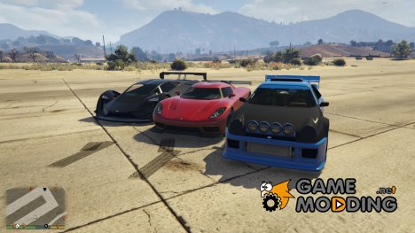 Simple Trainer 7.5 for GTA 5