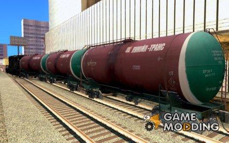 Вагон цистерна №51179257 для GTA San Andreas
