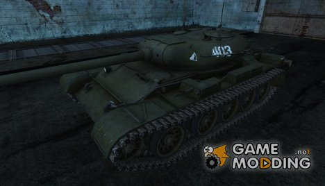T-54 ILL_KID для World of Tanks
