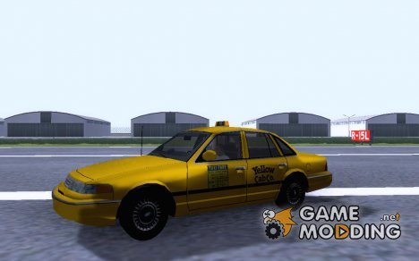 1994 Ford Crown Victoria Taxi for GTA San Andreas