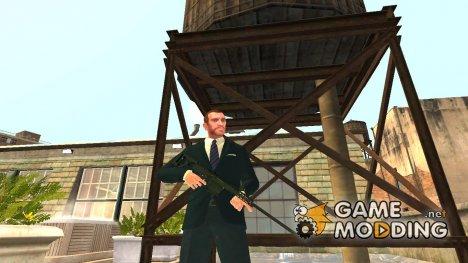 Barrett M98 Bravo v.3 for GTA 4