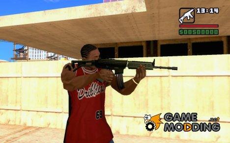 АК5 для GTA San Andreas