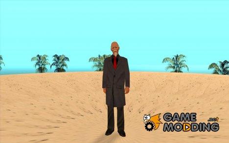 Старый босс триад for GTA San Andreas