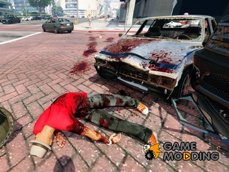 Roadkill 1.3 for GTA 5