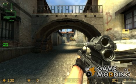 G36 для Counter-Strike Source