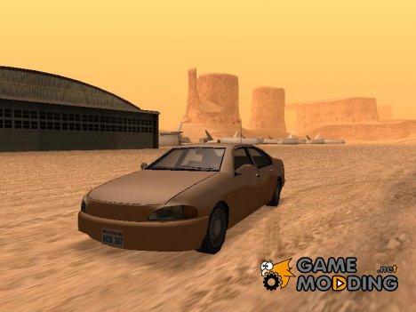 Пак машин в San Andreas стиле для GTA San Andreas