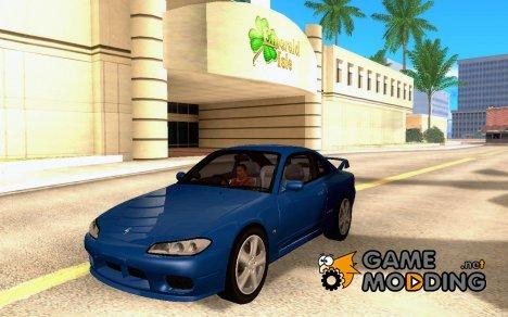 Nissan Silvia S15 Spec R для GTA San Andreas