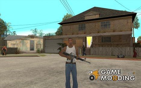 М16 for GTA San Andreas