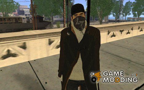 Aiden Pearse v2 for GTA San Andreas