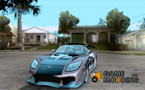Mazda RX-7 Veilside Logan для GTA San Andreas
