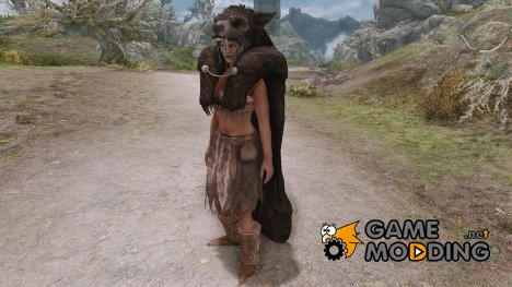 Mantle of the Silver Hand для TES V Skyrim