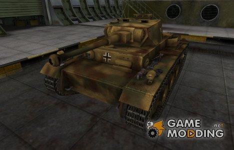 Немецкий скин для VK 30.01 (H) для World of Tanks