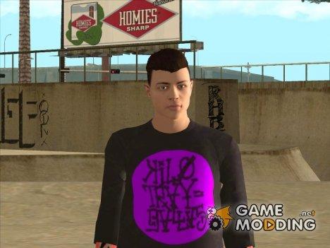Ballas3 GTA Online Style for GTA San Andreas