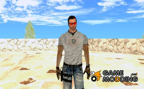 Скин Крутого Сэма из Serious Sam 3 for GTA San Andreas