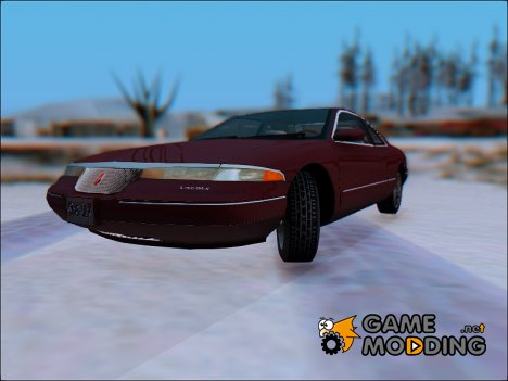 1996 Lincoln Mark VIII for GTA San Andreas
