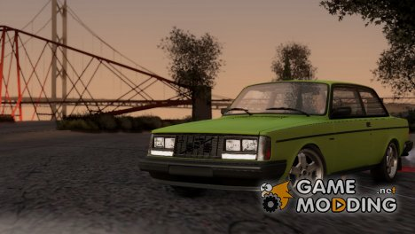 1983 Volvo Turbo 242 Evolution Turbo for GTA San Andreas