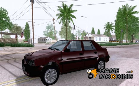 Dacia Solenza Scala 1.4 MPI for GTA San Andreas