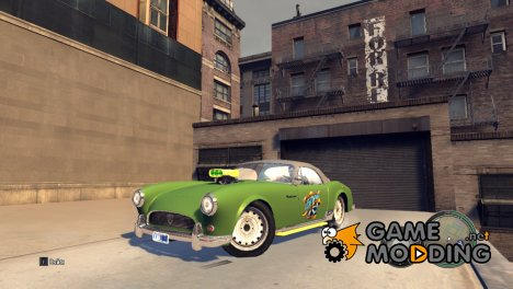 Новые колёса и тюнинг автомобилей для Mafia II