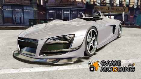 Audi Spider Body Kit Final for GTA 4